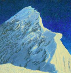 Mark Lisser Mt Everest Bijna Op De Top