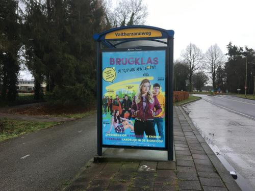 Op komst Brugklas