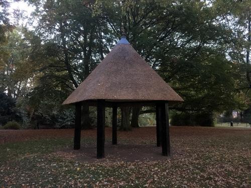 Muziekkoepel Meppel Wilhelminapark