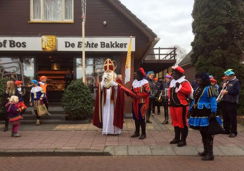Sinterklaas Nieuw Weerdinge