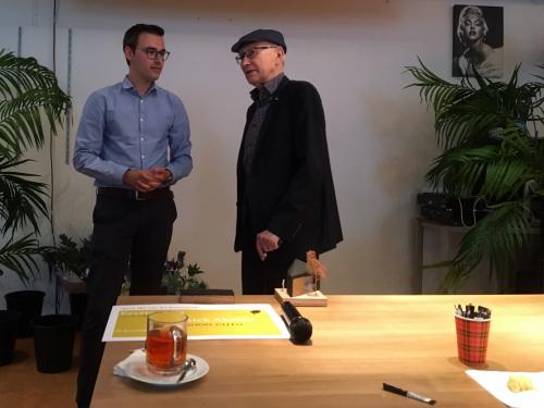 Rick Abelen Jaap Rensen