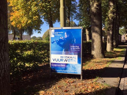 Op komst Nederlandse Bach Academie Coevorden