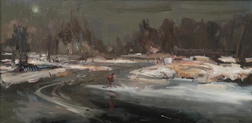 Schaatser (2012) Douwe Elias