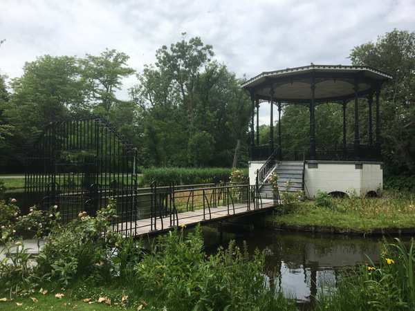 Muziekkoepel Amsterdam Vondelpark 1