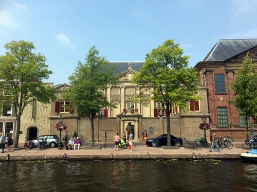 Museum De Lakenhal Oude Singel