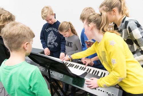Muziekakkoord Drenthe Foto Sytze Veldema