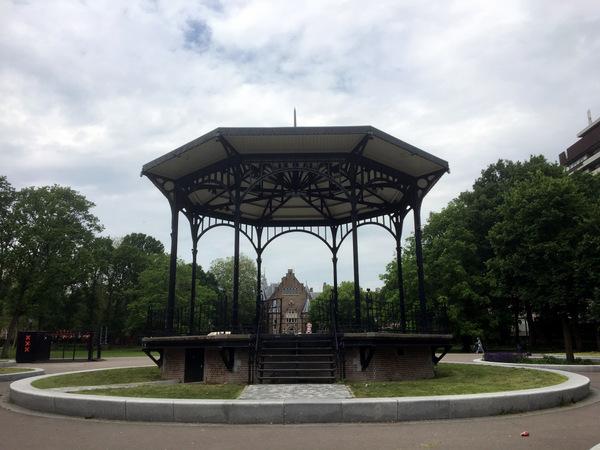 Muziekkoepel Amsterdam Oosterpark