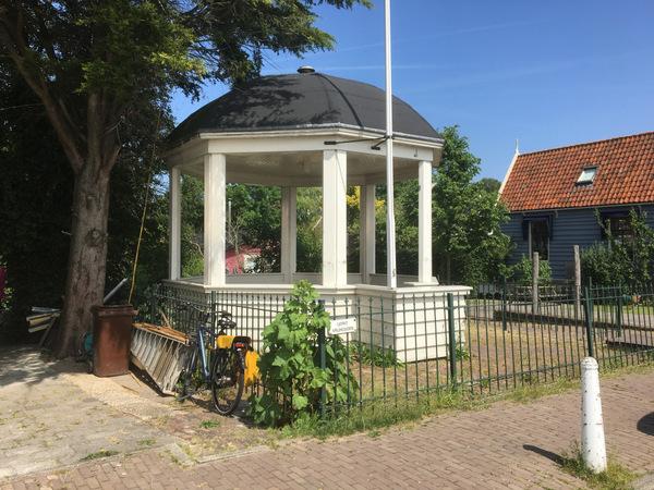 Muziekkoepel Durgerdam
