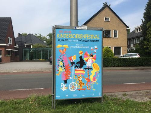 Op komst Het mooie Kinderboekenfestival