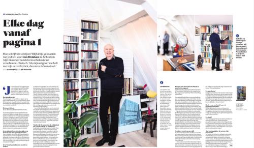 Jan Brokken interview