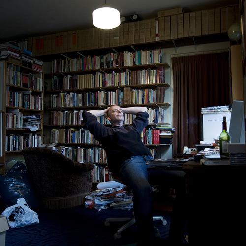 Karel ten Haaf 2009 Foto Corne Sparidaens