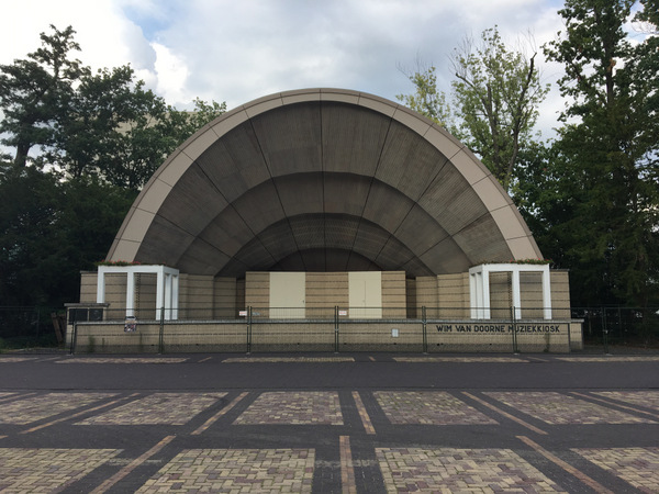 Muziekkoepel Eindhoven