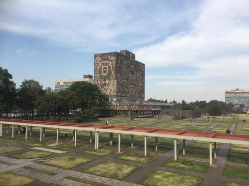 Campus Central de la UNAM 1