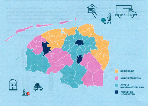 Krimpregio Noord-Nederland