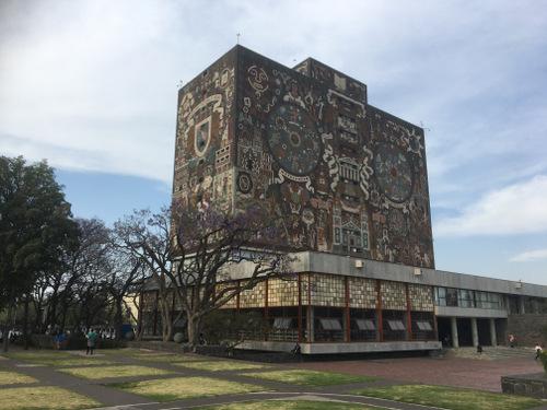 Campus Central de la UNAM 3