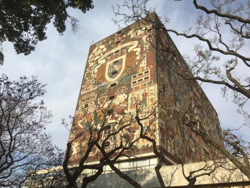 Campus Central  de la UNAM 8