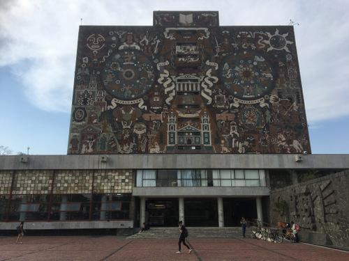 Campus Central de la UNAM 4