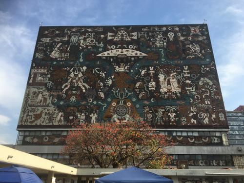 Campus Central  de la UNAM 7