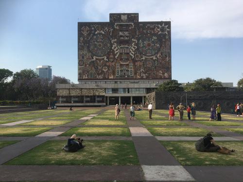 Campus Central  de la UNAM 9