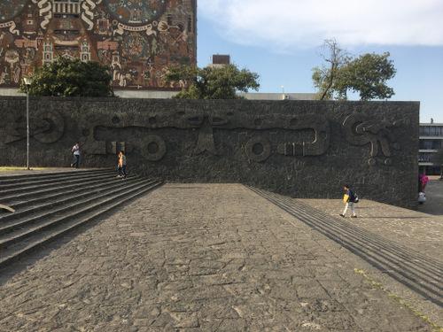 Campus Central  de la UNAM10