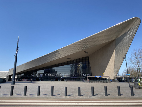 Centraal Station Rotterdam Foto Getty Images