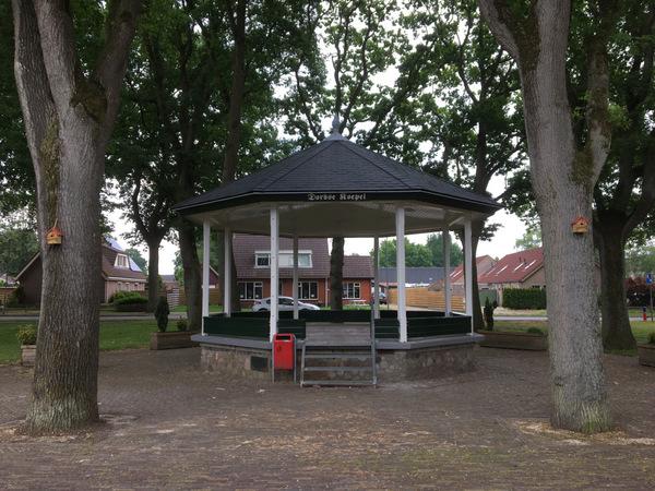 Muziekkoepel Nieuw Dordrecht