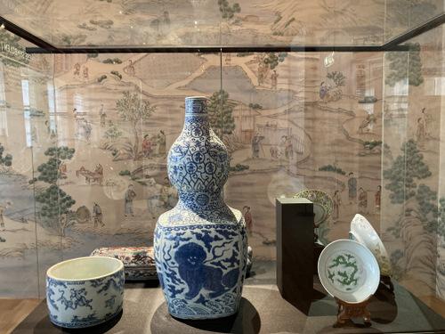 Chinees porselein Keramiekmuseum Princessehof