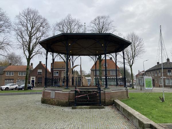 Muziekkoepel Aardenburg