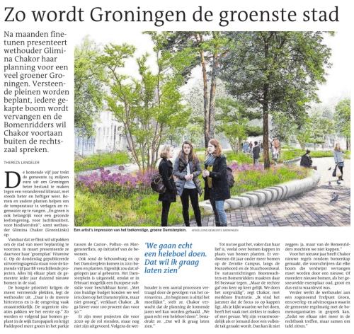 Groningen Groenste Stad