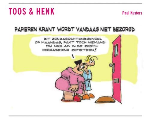 Toos en Henk Paul Kusters