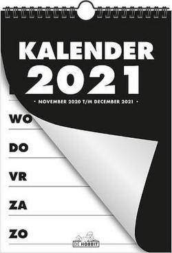 Groot Letter Kalender