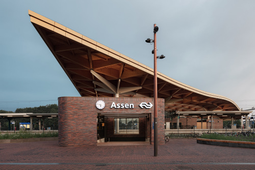 Station Assen Foto Sebastian van Damme