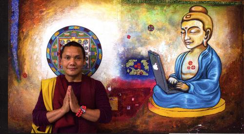 Tashi Norbu Foto Museum voor Hedendaagse Tibetaanse Kunst Emmen-001