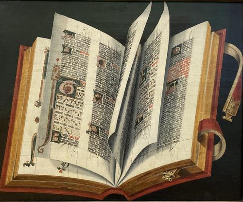 Liturgisch boek 1e helft 16e eeuw