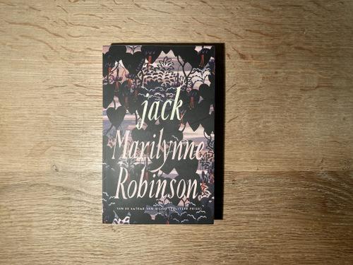 Jack Marilynne Robinson