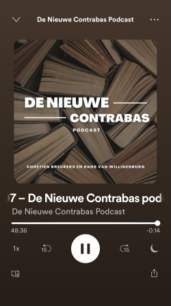 De Nieuwe Contrabas Podcast