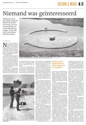 50 jaar Broken Circle Spiral Hill