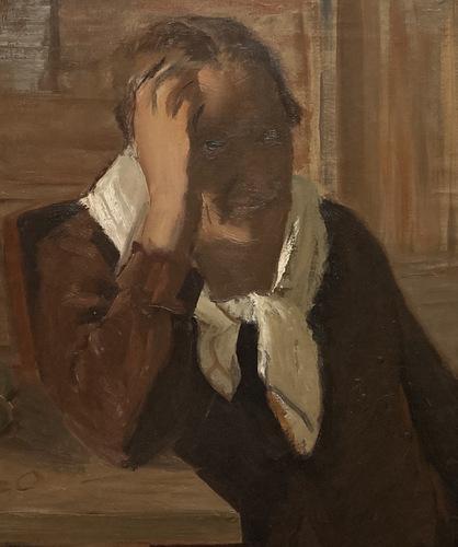 Moeder (1933) Valdemars Tone