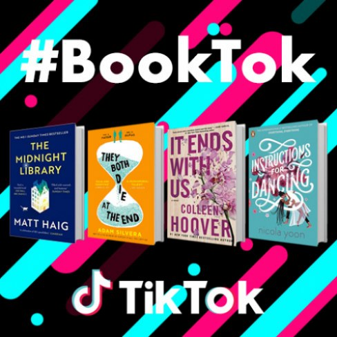 Boektok-banner Boekhandel Donner