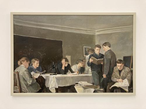 Lernende Jugend (1952) Bernhard Heisig-001