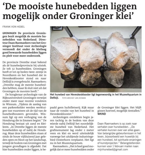 Groningen Mooiste Hunebedden