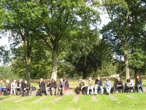 Zeuvendaagse Kamp Westerbork 2007