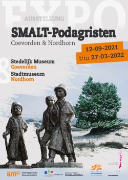 Poster tentoonstelling SMALT-Podagristen