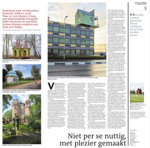 Follies in Nederland